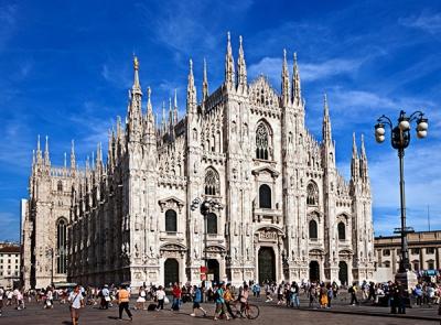 Coronavirus: Chiuso il duomo di Milano, fino al 25 febbraio; chiusa la Scala
