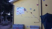 """Torna a vivere """"Il giardino delle farfalle"""" di Cessapalombo (Macerata); favola a lieto fine anche grazie a Polis"""