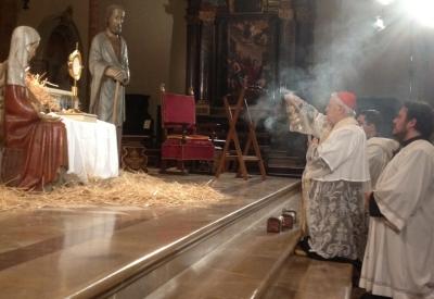 Veglia di preghiera dei giovani in Cattedrale con cardinal. Bassetti