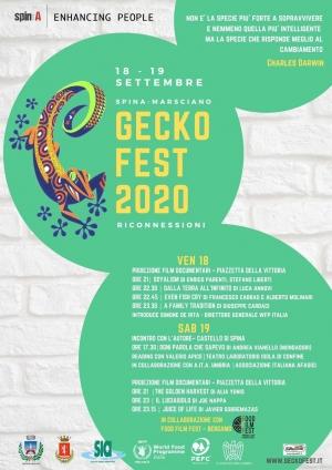 Torna a Spina GeckoFest, il Festival dedicato ai temi del Cambiamento e dell'Adaptation.