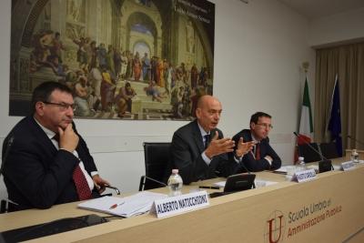 """""""I reati contro pubblica amministrazione"""", Seminario con procuratore Gen.le Fausto Cardella"""
