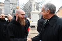 Messaggio mons. Boccardo per festa San Benedetto 2020: terremoto ha ferito nostra terra