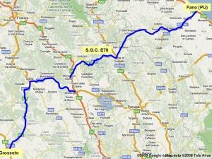 E78 Fano-Grosseto: Ceriscioli, infrastruttura fondamentale. Lettera a Ministro De Micheli