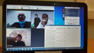 Telemedicina/Umbria: corsi di formazione per medici a Terni
