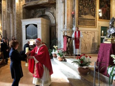 """Perugia: card. Bassetti concludecelebrazioni in onore Santo patrono Ercolano, vescovo e martire, """"defensor civitatis""""."""