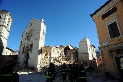 Sisma/Umbria: a Roma accordo per la ricostruzione della Basilica di San benedetto a Norcia