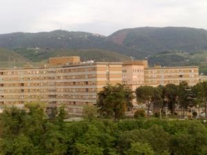 Operata per frattura all'ospedale di Terni, donna positiva a Covid-19