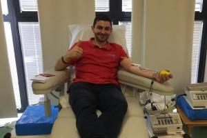 Coronavirus: Donazioni sangue è emergenza, l'appello di Avis Magione/Umbria