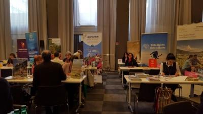 Promozione turistica, umbria all'International Media Marketplace di Parigi