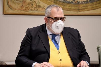 Regione Umbria: oltre 14 mln euro per fronteggiare la crisi; Fioroni, Tesei e Agabiti