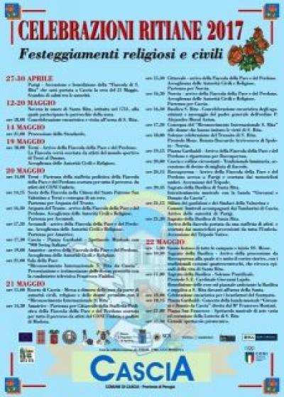 Sentieri di S.Rita a Cascia e di Castelluccio di Norcia: Regione stanzia 2 mln di euro per la riapertura e la valorizzazione