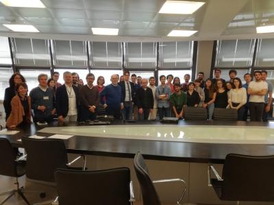 Ricostruzione: 30 laureandi in architettura università di Ferrara impegnati a campi dell'Umbria in un percorso di ricerca