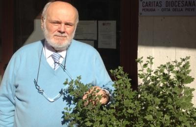Caritas-Universita' Perugia per recupero scarti alimentari; progetto 2019