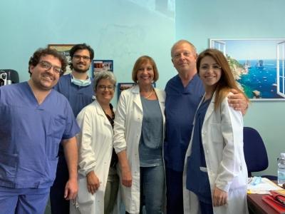 All'ospedale di Terni è arrivato Greenlight; laser verde per terapia mininvasiva dell'ipertrofia prostatica