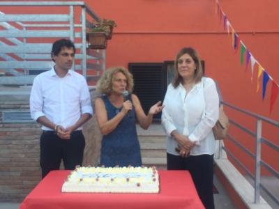 """Umbria: Marini e ass. Barberini a Comunita' Capodarco per apertura nuovo alloggio """"Casamia"""""""