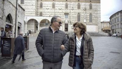"""Franco e Luciana Chianelli protagonisti della puntata dei """"Nuovi Eroi"""" Rai Tre"""