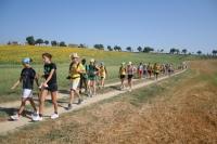 Preparativi pellegrinaggio giovani, a piedi verso Roma (4-12 agosto)