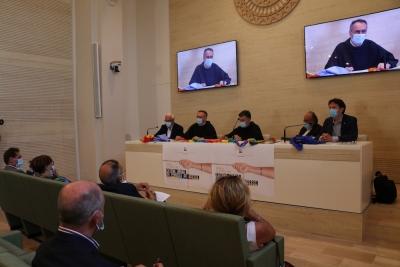 Da Perugia ad Assisi; catena Umana per la pace e la fraternità. Domenica 11 ottobre