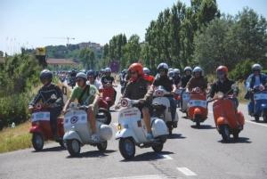 Vespa Club elegge nuovo direttivo; Sonaglia confermato alla Presidenza