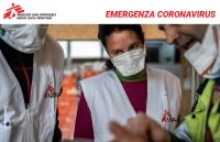 Coronavirus: aiutiamo MSF, insieme possiamo combatterlo. Team medici nel lodigiano e Marche