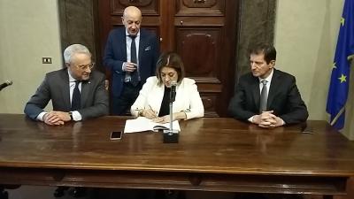 Violenza di genere Umbria: Protocollo intesa per realizzazione sistema regionale di contrasto