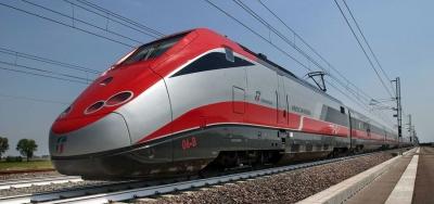 Ferrovie: ad Orte fermata treni Alta Velocita'; l'annuncio delle FS. Melasecche, grazie lavoro Umbria e Lazio