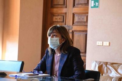Coronavirus/Umbria: Pres. Tesei firma ordinanza per rifiuti da soggetti positivi
