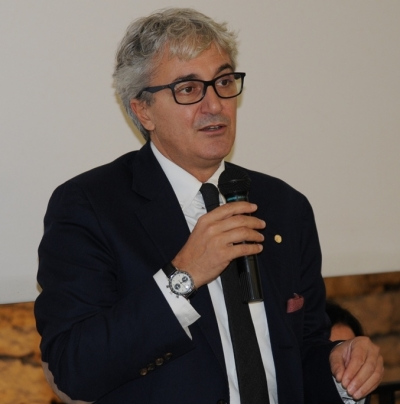 Ministro Universita' e Ricerca, Manfredi alla seduta del Senato Accademico Ateneo di Perugia.