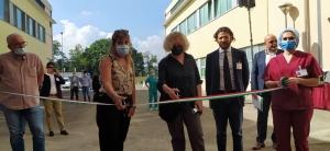 Nuova centrale di sterilizzazione SOGESI Spa all'ospedale di Vaio a Fidenza