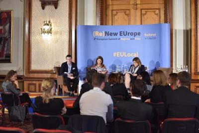 Summit Regioni a Bucarest: Marini incontra giovani socialisti e progressisti