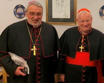 foto archivio Vescovo Salvi