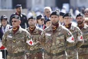 Covid-19/Marche: arrivati dodici tra Medici e infermieri militari per le Rsa
