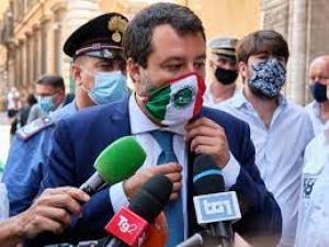 Inaugurazione sede Lega a Terni: interviene Matteo Salvini