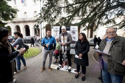 foto archivio: presentazione Eurochocolate Trentino