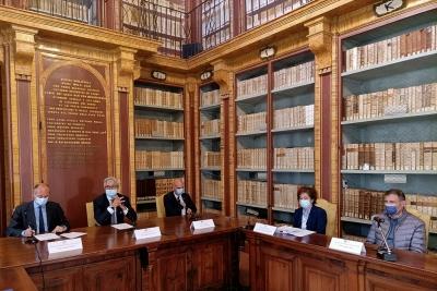 Accordo Procura generale e Universita' Perugia: eventi, attivita', stage e tirocini