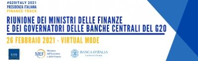 Prima riunione (virtuale) Ministri Finanze e Governatori Banche centrali