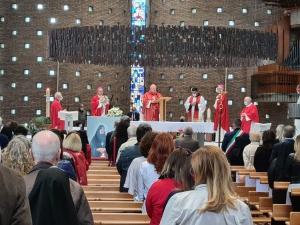 Celebrato il 6° anniversario della beatificazione di Madre Speranza di Gesù in Collevalenza di Todi.