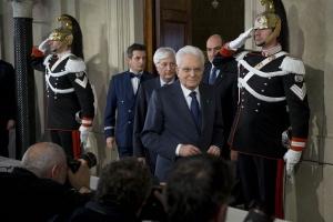 Consultazioni: Mattarella: la prossima settimana nuove consultazioni