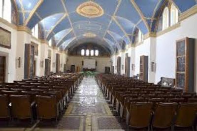 salone papale Convento di Assisi