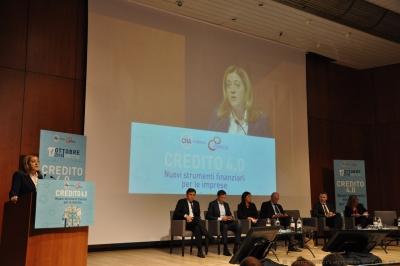 Marini a convegno CNA: 163 mln euro di finanziamenti per PMI