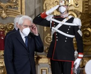 Discorso Presidente Mattarella dopo incarico esplorativo di Fico