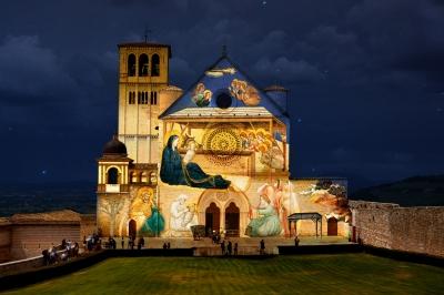 """Assisi: il Progetto """"Natale di Francesco"""" rievocazione e originalita'; arriva una web app"""