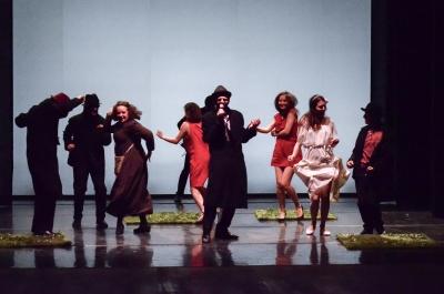 """Da Tuoro, tournée nei teatri umbri de """"Il Racconto d'Inverno"""""""