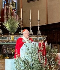 """Perugia: """"Tutto è compiuto"""",5/a """"Lettera settimanale..."""" del cardinale Bassetti alla comunità diocesana nel tempo del """"Coronavirus"""""""