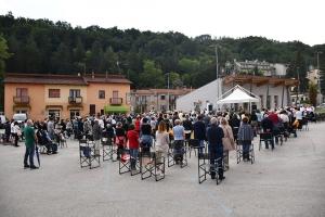 Ingresso dei parroci a Cascia, Poggioprimocaso, Pian di Chiavano in Valnerina