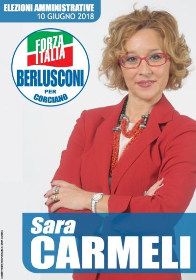 Carmeli: con Forza Italia meno tasse e rilancio ecomico Comune Corciano