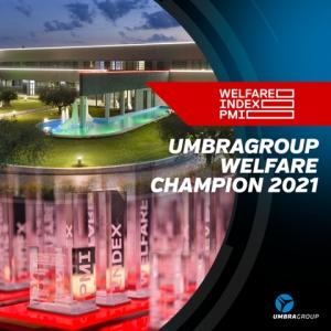 UmbraGroup ottiene il rating nazionale di Welfare Champion