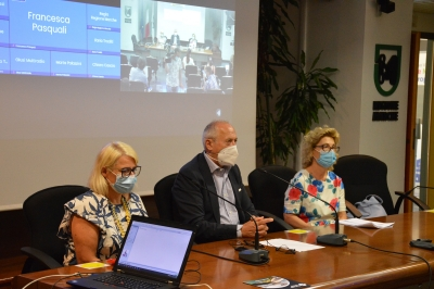 Partiti i camper vaccinali nelle Marche: testimonial d'eccezione il campione della lube Simon