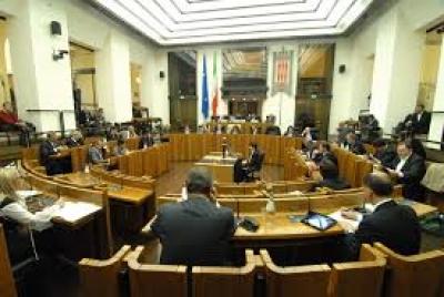 Ricostruzione sisma 2016: varato in Consiglio regionale; ok a emendamenti