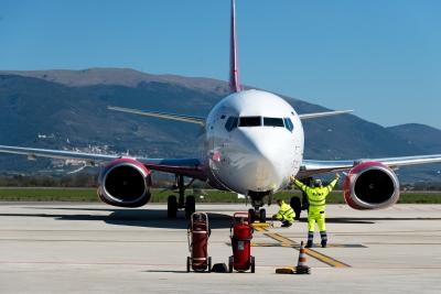 Aeroporto: 250.133 passeggeri transitati; crescita del 13% sul 2016 Nuova rotta Perugia – Francoforte: Ryanair lancia l'offerta con biglietti da 14,99